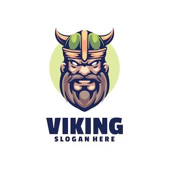 Guerreiro viking com raiva