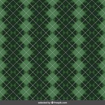 Guingão teste padrão verde do st. patricks
