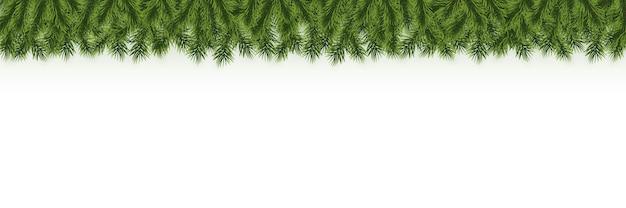 Guirlanda festiva de natal ou ano novo
