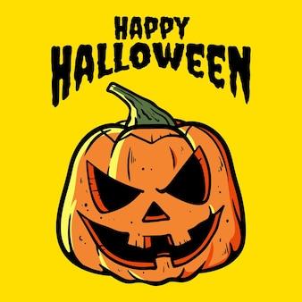 Halloween pumki