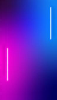 Halogênio pendurado ou elementos de lâmpadas de luz led para banner de festa noturna
