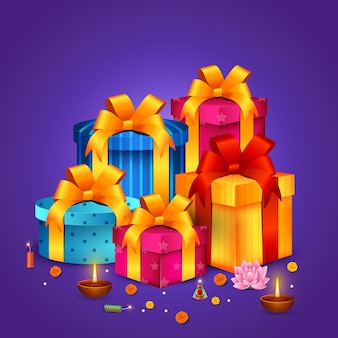 Happy diwali gifts, festival of lights, bhai dooj celebration