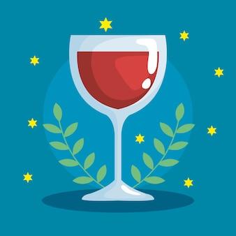 Happy hanukkah cup design, feriado celebração judaísmo, religião, festival tradicional e cultural