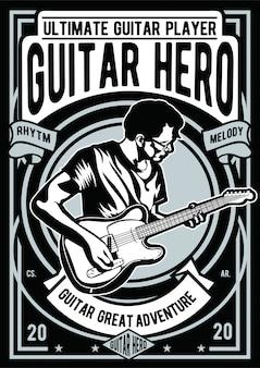 Heroi da guitarra