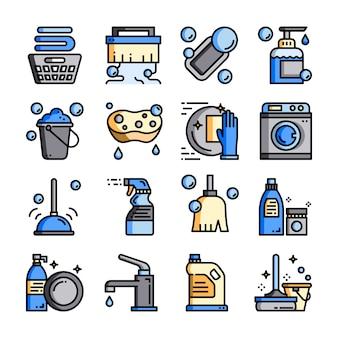 Higiene de limpeza