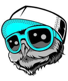 Hip hop da coruja