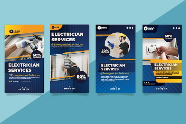 Histórias de eletricista