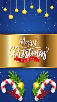 Histórias de instagram de venda de natal realistas com decoração