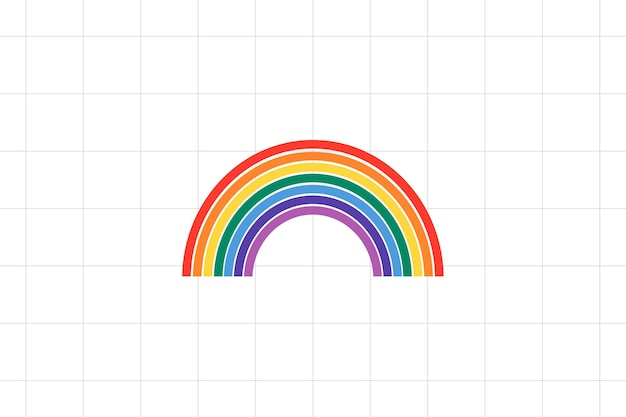Histórico do orgulho lgbtq do arco-íris