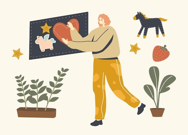 Hobby, conceito de atividade criativa