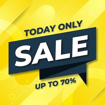 Hoje venda apenas banners publicitários