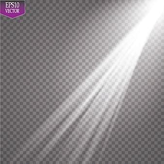 Holofote. magia de luz