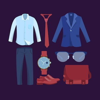Homem formal wardrobe collection