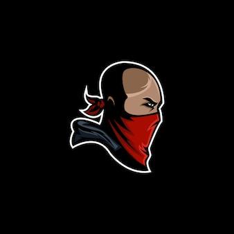 Homem, logotipo, desenho