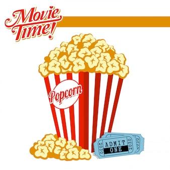 Hora de filme
