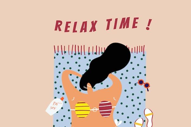 Hora de relaxar