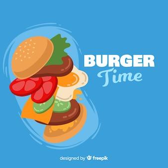 Hora do hamburguer