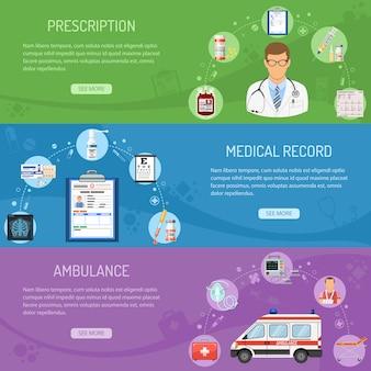 Horizontal médica