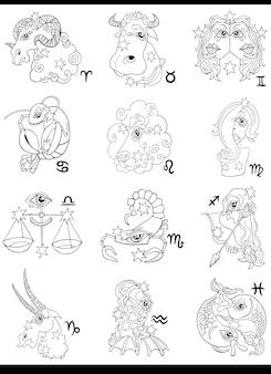 Horóscopo de fantasia signos do zodíaco