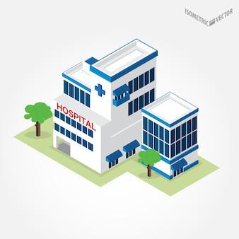 Hospital isométrico