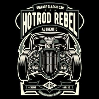 Hotrod rebelde