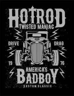 Hotrod torcido