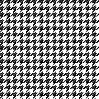 Houndstooth padrão sem emenda
