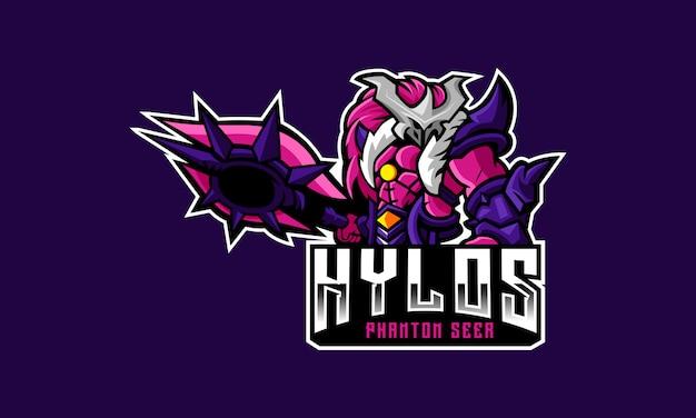 Hylos hero esports logo