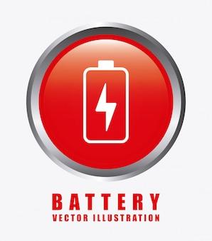 Ícone da bateria