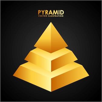 Ícone da pirâmide