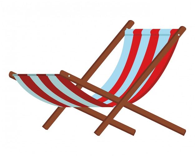 Ícone de cadeira de praia