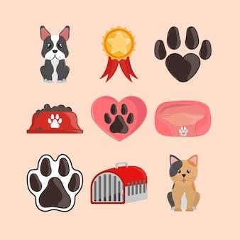 Ícone de comida para animais de estimação