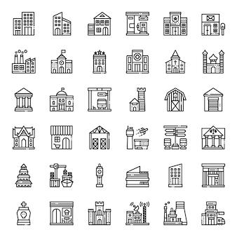 Ícone de construção