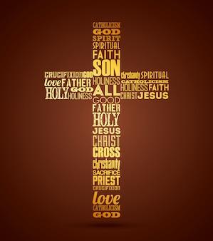 Ícone de cruz