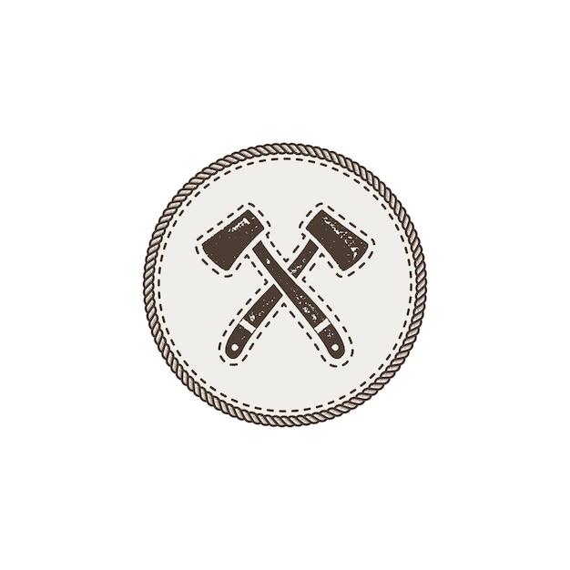 Ícone de eixos cruzados.