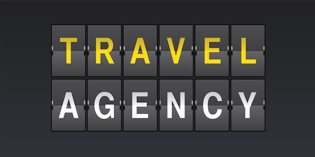 Ícone de empresa de viagens