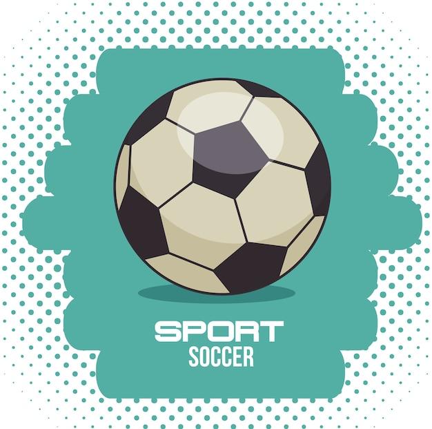 Ícone de esporte colorido