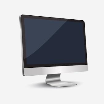 Ícone de exibição do computador