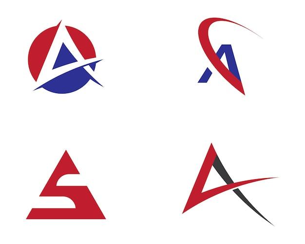 Ícone de ilustração vetorial carta design de modelo de logotipo