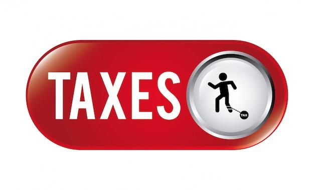 Ícone de impostos