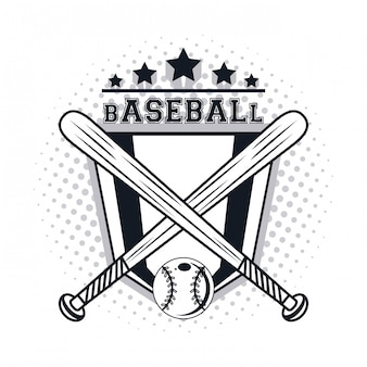 Ícone de jogador de beisebol