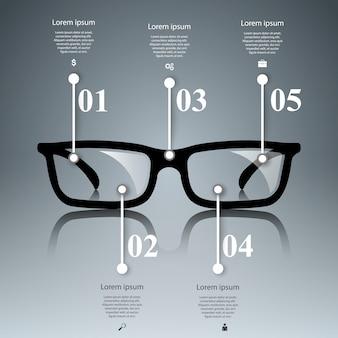 Ícone de óculos