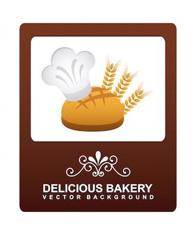 Ícone de padaria