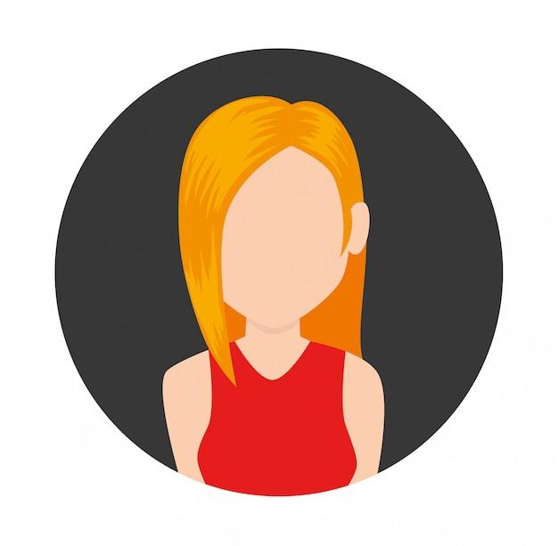 Ícone de perfil de pessoas