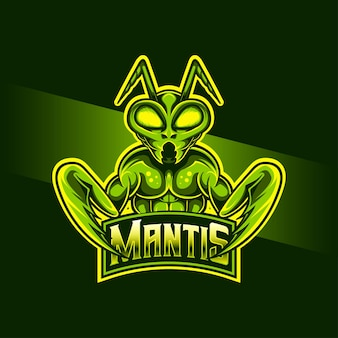 Ícone de personagem do logotipo esport