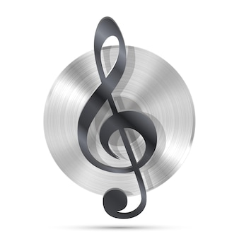 Ícone de registro lp, objeto musical de gramofone, disco de vinil, ilustração vetorial