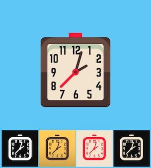 Ícone de relógio.