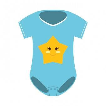 Ícone de roupas de bebê