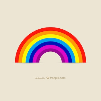 Ícone do arco-íris imagens