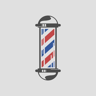 Ícone do barbeiro vetor